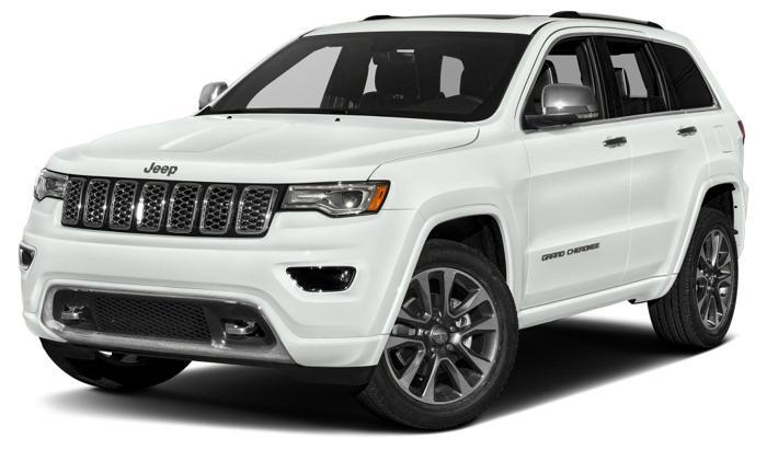 2017 Jeep Grand Cherokee Overland 4x2 Overland 4dr SUV