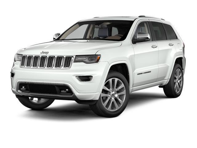 2017 Jeep Grand Cherokee Overland 4x4 Overland 4dr SUV