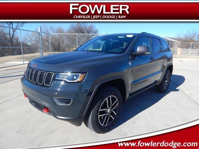 2017 jeep grand cherokee trailhawk 4x4 trailhawk 4dr suv for sale in oklahoma city oklahoma. Black Bedroom Furniture Sets. Home Design Ideas
