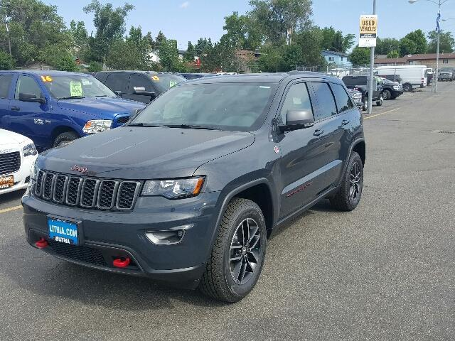 2017 jeep grand cherokee trailhawk 4x4 trailhawk 4dr suv for sale in billings montana. Black Bedroom Furniture Sets. Home Design Ideas