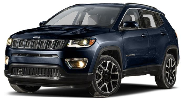 2017 Jeep New Compass Latitude Latitude 4dr SUV