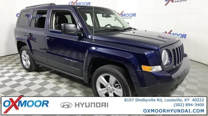 2017 Jeep Patriot High Altitude 4x4 High Altitude 4dr