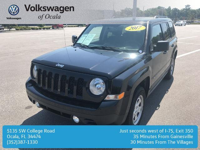 2017 jeep patriot sport sport 4dr suv for sale in ocala florida classified. Black Bedroom Furniture Sets. Home Design Ideas