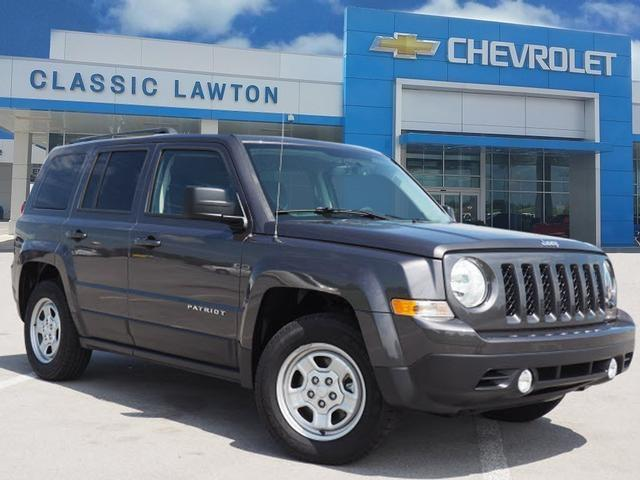 2017 jeep patriot sport sport 4dr suv for sale in lawton oklahoma classified. Black Bedroom Furniture Sets. Home Design Ideas