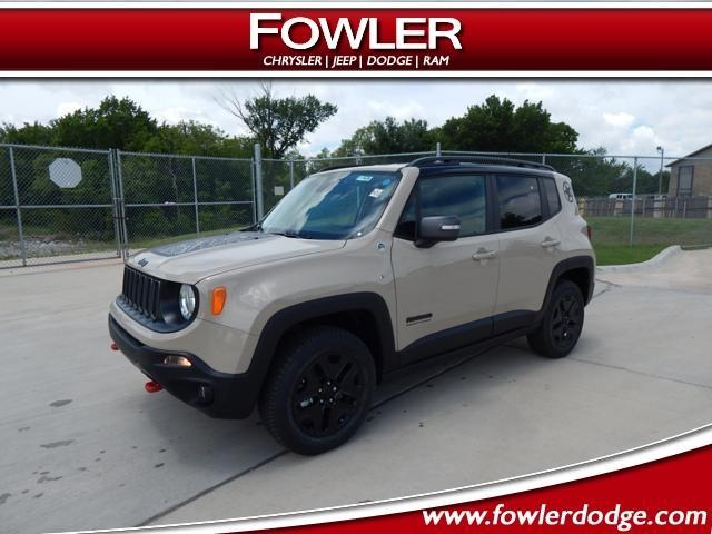 2017 jeep renegade deserthawk 4x4 deserthawk 4dr suv for sale in oklahoma city oklahoma. Black Bedroom Furniture Sets. Home Design Ideas
