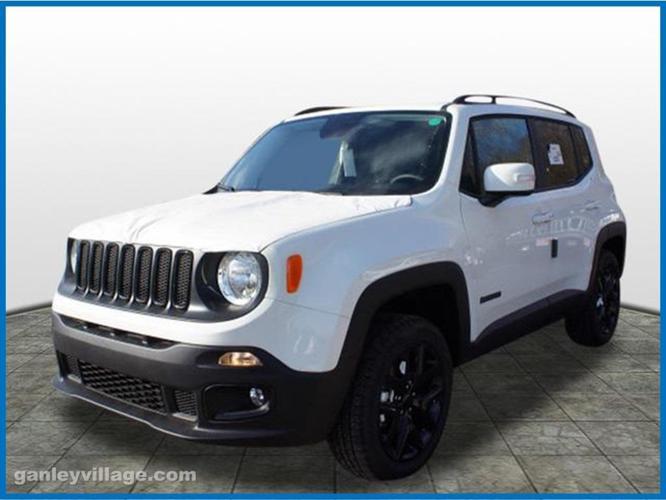 2017 Jeep Renegade Latitude 4x4 Latitude 4dr Suv For Sale