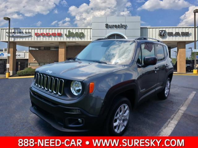 2017 jeep renegade latitude 4x4 latitude 4dr suv for sale in goshen new york classified. Black Bedroom Furniture Sets. Home Design Ideas