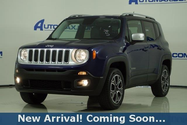 2017 jeep renegade limited 4x4 limited 4dr suv for sale in killeen texas classified. Black Bedroom Furniture Sets. Home Design Ideas