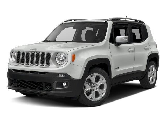 2017 Jeep Renegade Limited Limited 4dr SUV