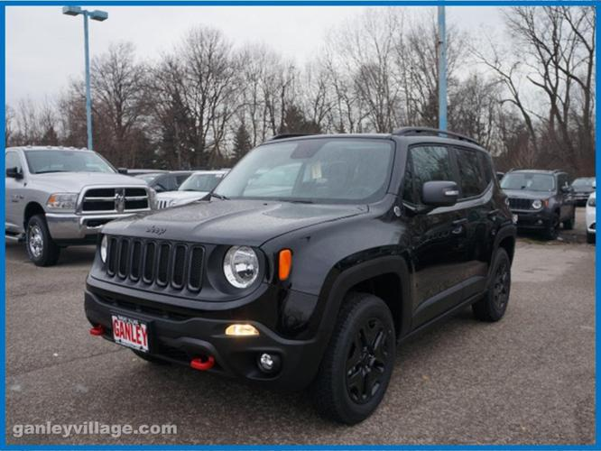 2017 jeep renegade trailhawk 4x4 trailhawk 4dr suv for sale in concord ohio classified. Black Bedroom Furniture Sets. Home Design Ideas