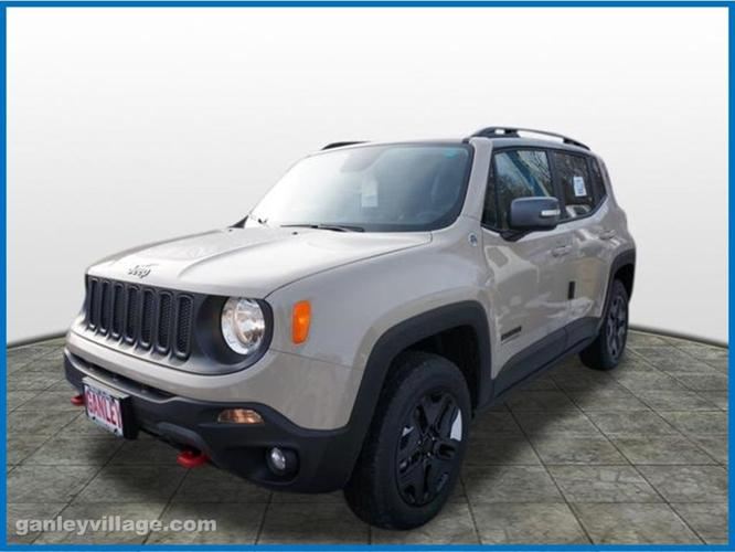 2017 Jeep Renegade Trailhawk 4x4 Trailhawk 4dr Suv For