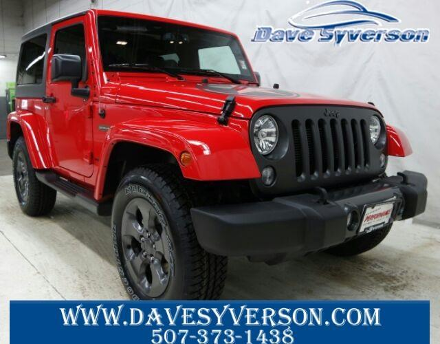 2017 jeep wrangler sport 4x4 sport 2dr suv for sale in albert lea minnesota classified. Black Bedroom Furniture Sets. Home Design Ideas