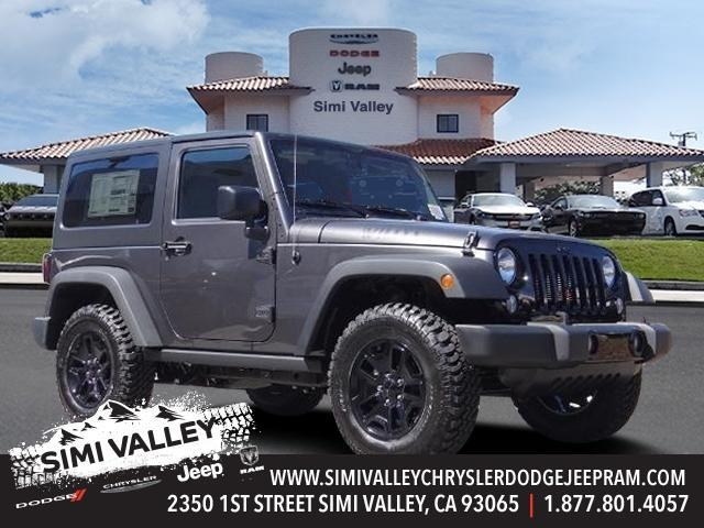 2017 jeep wrangler sport 4x4 sport 2dr suv for sale in simi valley california classified. Black Bedroom Furniture Sets. Home Design Ideas