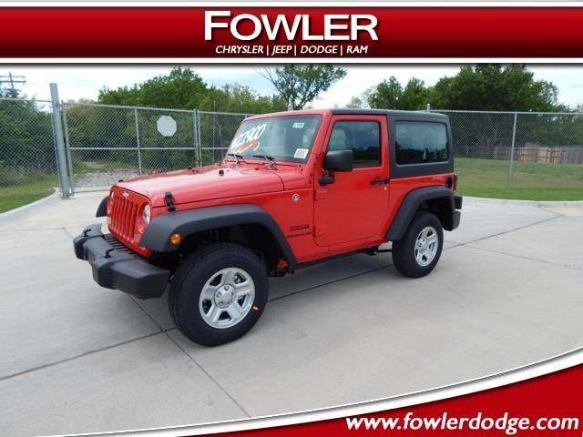 2017 jeep wrangler sport 4x4 sport 2dr suv for sale in oklahoma city oklahoma classified. Black Bedroom Furniture Sets. Home Design Ideas