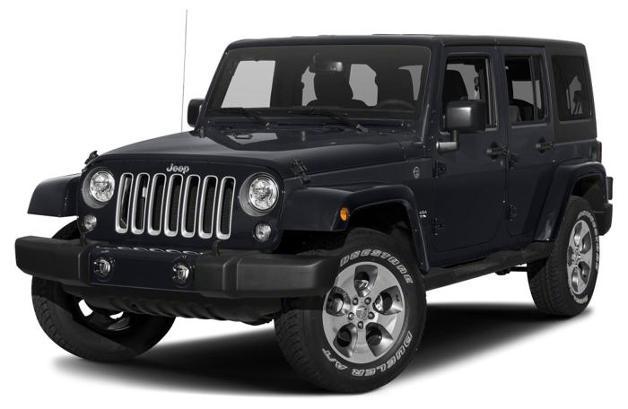 2017 Jeep Wrangler Unlimited Chief Edition 4x4 Chief