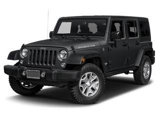 2017 Jeep Wrangler Unlimited Rubicon 4x4 Rubicon 4dr