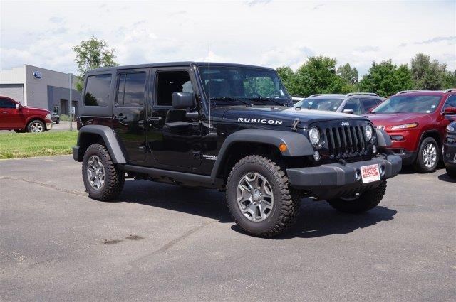 2017 jeep wrangler unlimited rubicon hard rock 4x4 rubicon hard rock 4dr suv for sale in. Black Bedroom Furniture Sets. Home Design Ideas