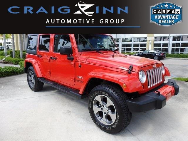 2017 jeep wrangler unlimited sahara 4x4 sahara 4dr suv for sale in miami florida classified. Black Bedroom Furniture Sets. Home Design Ideas