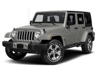 2017 Jeep Wrangler Unlimited Sahara 4x4 Sahara 4dr SUV