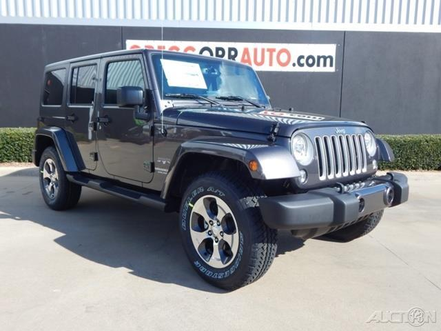 2017 jeep wrangler unlimited sahara 4x4 sahara 4dr suv for sale in red river army depot texas. Black Bedroom Furniture Sets. Home Design Ideas