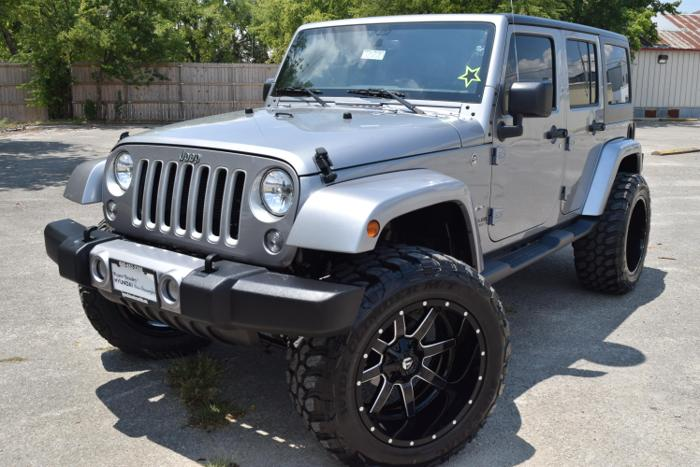 2017 jeep wrangler unlimited sahara 4x4 sahara 4dr suv for sale in canyon lake texas classified. Black Bedroom Furniture Sets. Home Design Ideas