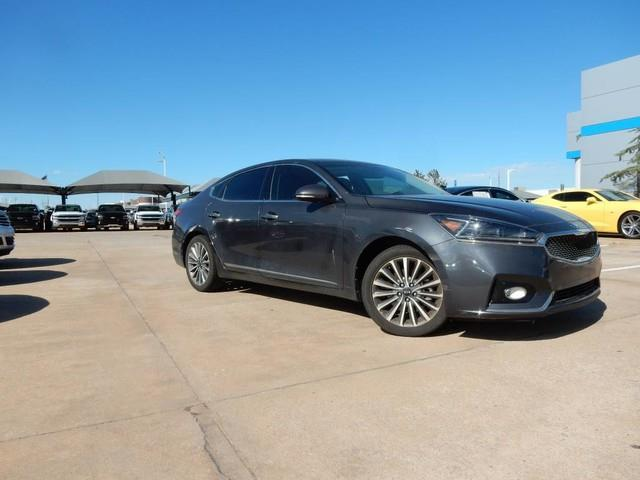 2017 kia cadenza premium premium 4dr sedan for sale in oklahoma city oklahoma classified. Black Bedroom Furniture Sets. Home Design Ideas