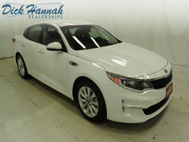 2017 Kia Optima LX LX 4dr Sedan