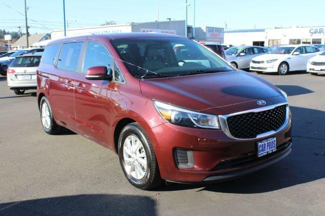 2017 kia sedona lx lx 4dr mini van for sale in tacoma. Black Bedroom Furniture Sets. Home Design Ideas