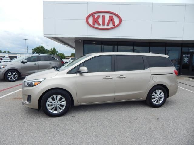 2017 kia sedona lx lx 4dr mini van for sale in lawton oklahoma classified. Black Bedroom Furniture Sets. Home Design Ideas