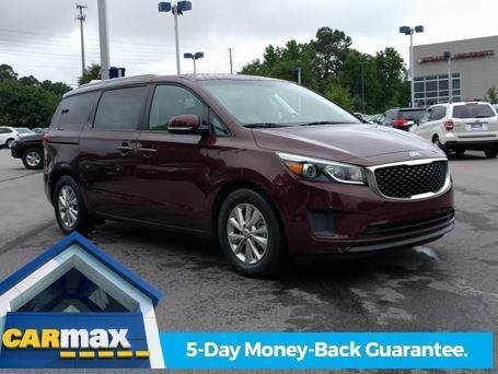 2017 kia sedona lx lx 4dr mini van for sale in raleigh north carolina classified. Black Bedroom Furniture Sets. Home Design Ideas