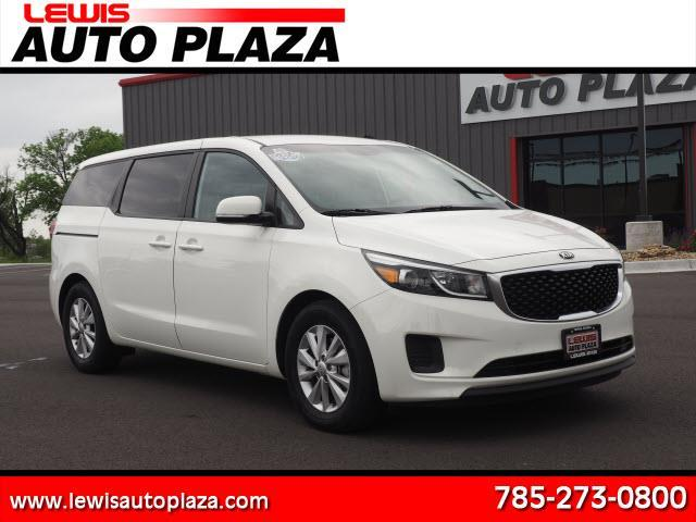 2017 kia sedona lx lx 4dr mini van for sale in topeka. Black Bedroom Furniture Sets. Home Design Ideas