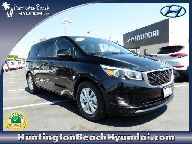 2017 kia sedona lx lx 4dr mini van for sale in huntington beach california classified. Black Bedroom Furniture Sets. Home Design Ideas