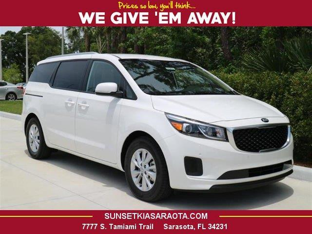 2017 kia sedona lx lx 4dr mini van for sale in sarasota. Black Bedroom Furniture Sets. Home Design Ideas