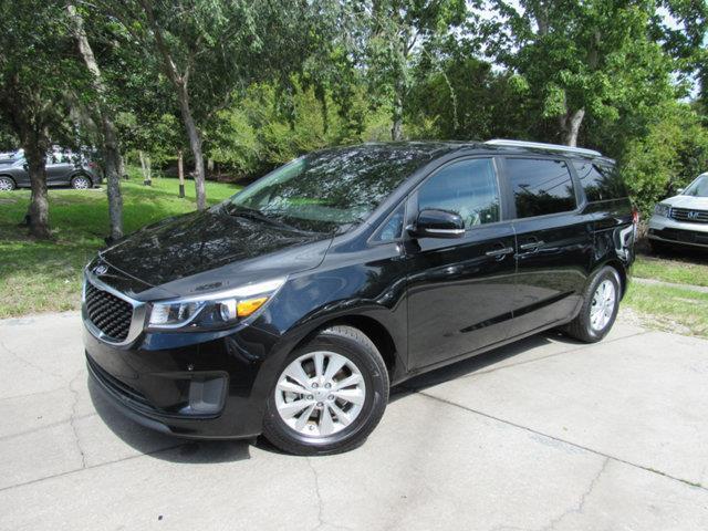 2017 Kia Sedona Lx Lx 4dr Mini Van For Sale In Gainesville