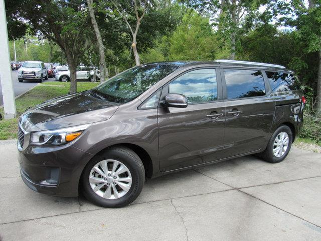 2017 kia sedona lx lx 4dr mini van for sale in gainesville florida classified. Black Bedroom Furniture Sets. Home Design Ideas