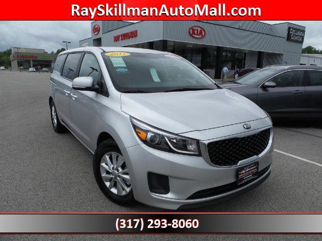 2017 kia sedona lx lx 4dr mini van for sale in indianapolis indiana classified. Black Bedroom Furniture Sets. Home Design Ideas