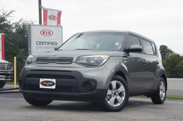 2017 Kia Soul Base 4dr Wagon 6A