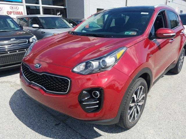 2017 kia sportage ex awd ex 4dr suv for sale in york. Black Bedroom Furniture Sets. Home Design Ideas