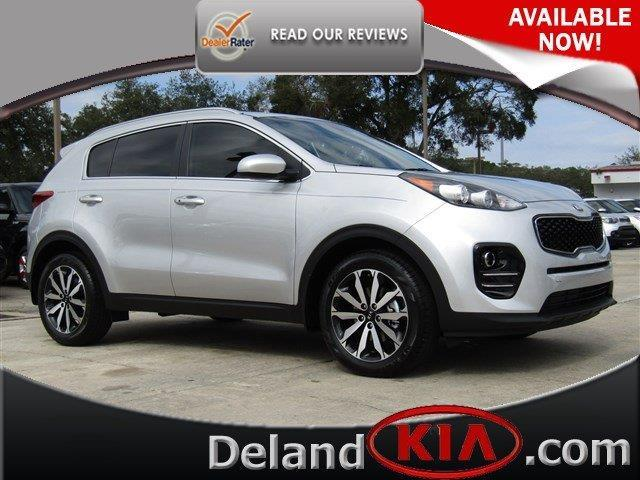2017 kia sportage ex ex 4dr suv for sale in de land. Black Bedroom Furniture Sets. Home Design Ideas