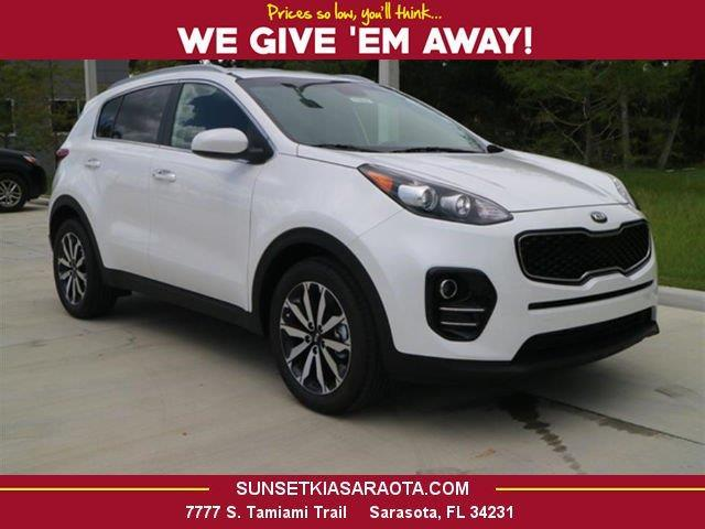2017 kia sportage ex ex 4dr suv for sale in sarasota. Black Bedroom Furniture Sets. Home Design Ideas