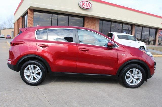 2017 kia sportage lx awd lx 4dr suv for sale in cape girardeau missouri classified. Black Bedroom Furniture Sets. Home Design Ideas