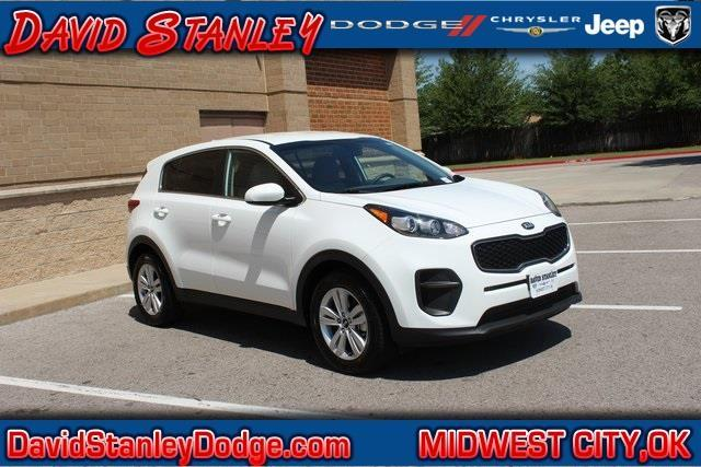 2017 kia sportage lx lx 4dr suv for sale in oklahoma city oklahoma classified. Black Bedroom Furniture Sets. Home Design Ideas