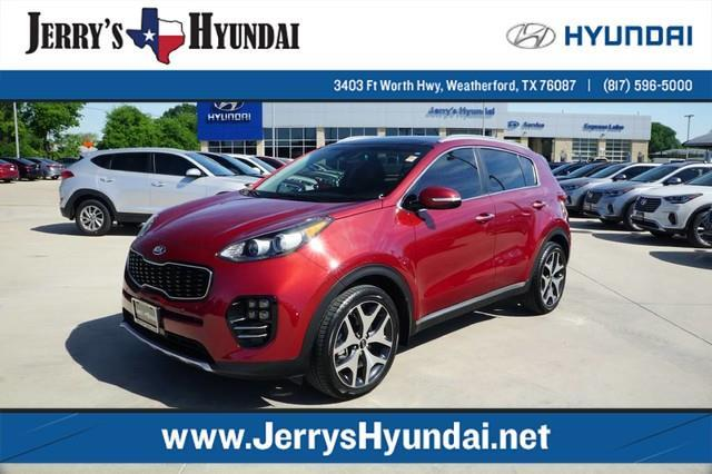 2017 kia sportage sx turbo sx turbo 4dr suv for sale in weatherford texas classified. Black Bedroom Furniture Sets. Home Design Ideas