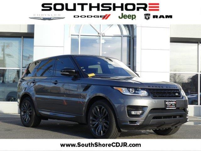 2017 Land Rover Range Rover Sport HSE Dynamic AWD HSE