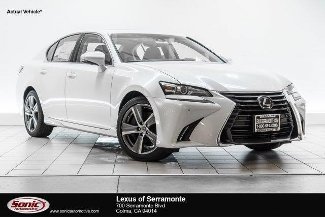 2017 Lexus GS 350 Base 4dr Sedan