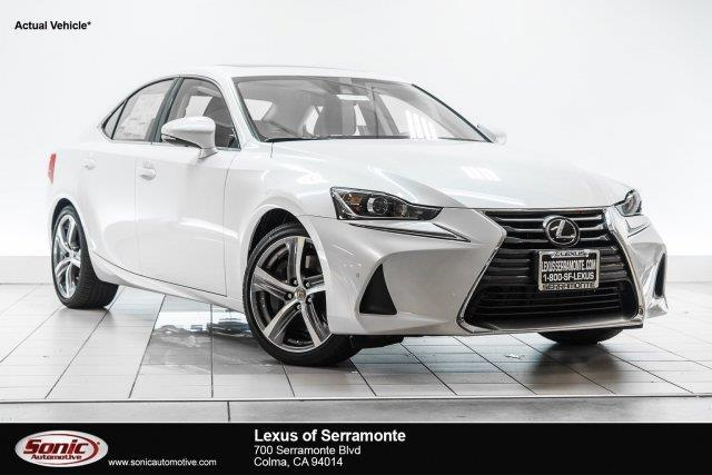 2017 Lexus GS 350 Base 4dr Sedan