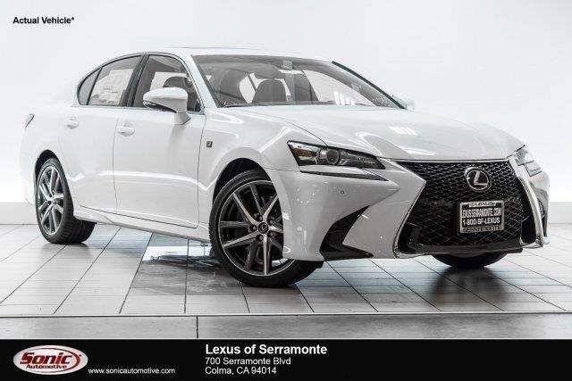 2017 Lexus GS 350 F SPORT F SPORT 4dr Sedan