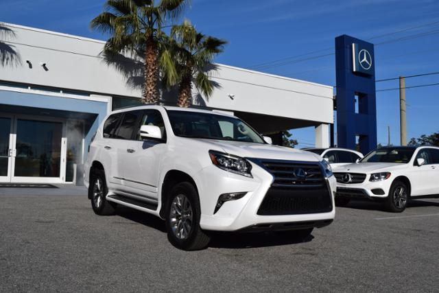 2017 Lexus GX 460 Luxury AWD Luxury 4dr SUV