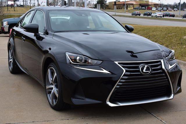 2017 Lexus Is 300 Base Awd 4dr Sedan For Sale In Davenport