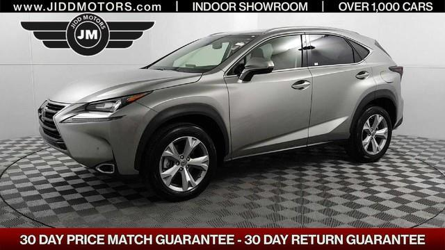 2017 Lexus NX 200t Base 4dr Crossover